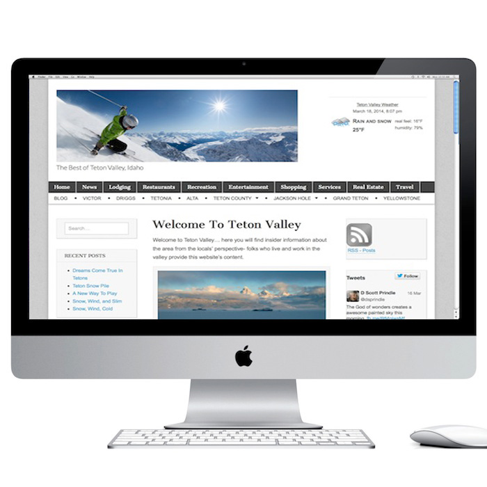 Teton-Valley.com, dsprindle.com